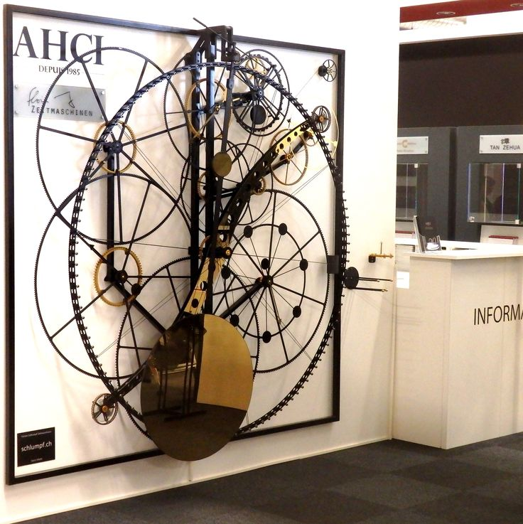"""TM4 """"MASTER COLLECTION"""" by SCHLUMPF at BASEL WORLD 2017, as part of the horological academy of independent creators AHCI (www.ahci.ch)"""