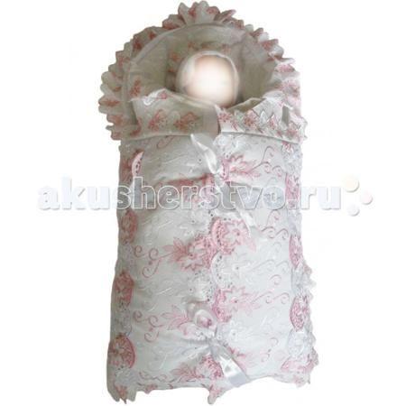 Папитто Конверт и одеяло + 7 предметов кружево  — 1520р. -------  Продукция изготовлена из качественных, натуральных материалов, поэтому белье Папитто безопасно и гипоаллергенно.  Описание: Конверт кружевной Одеяло атласное 100х100 см Чепчик кружевной Чепчик фланелевый Уголок на выписку  Пеленка бязь отбеленная 120х75 см Пеленка фланелевая 120х75 см Распашонка бязь отбеленная Распашонка фланелевая