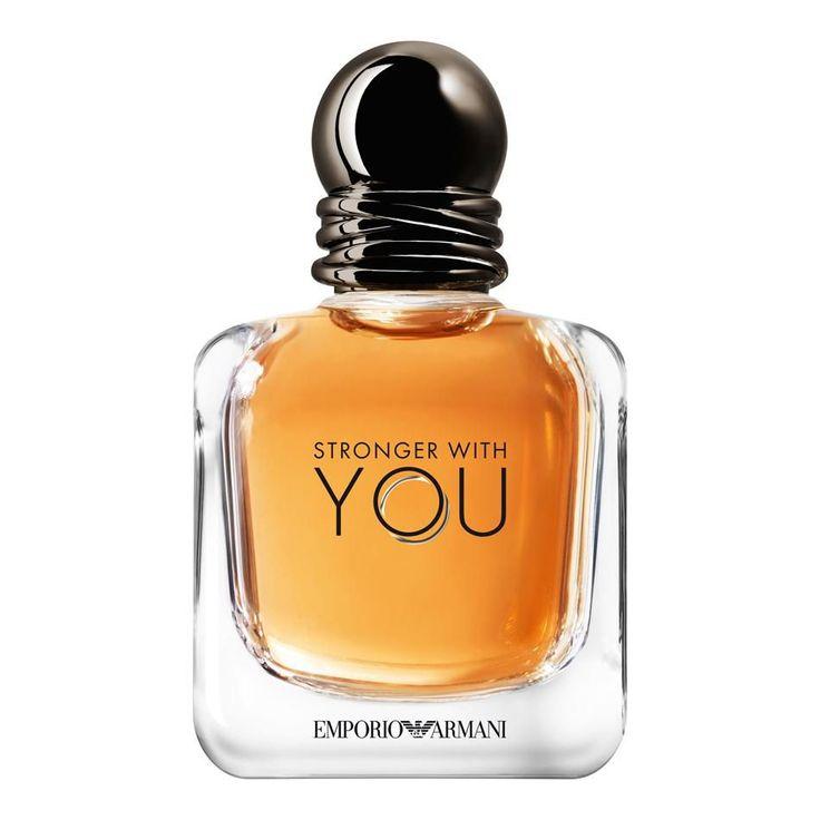 Emporio Armani Stronger With You de Giorgio Armani é um perfume Aromático Fougére Masculino. Esta é uma nova fragrância. Emporio Armani Stronger With You foi lançado em 2017. O perfumista que assina esta fragrância é Cecile Matton. As notas de topo são Cardamomo, Pimenta rosa, Folha de viol
