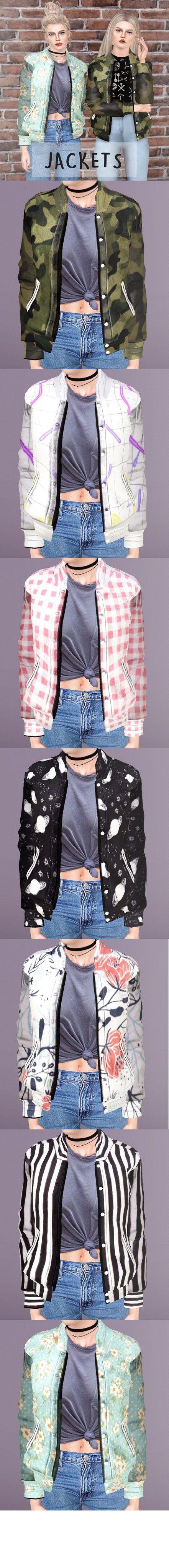 jacket- DescargasSims-CC