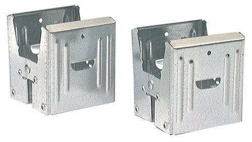 LeHigh Crawford All Purpose Light Duty Saw Horse Bracket, 1-Pair #87-6 by Crawford-Lehigh. $11.67. From the Manufacturer                These Galvanized steel sawhorse brackets (1 pair/sleeve) are great for making barricades, temporary picnic tables, portable work stations and, of course, sawhorses.                                    Product Description                Lehigh Group 87-6/87 All Purpose Use Sawhorse BracketsLehigh Group 87-6/87 All Purpose Use Sawh...