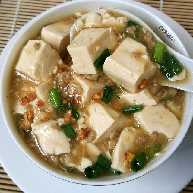 Tahu Air Daging Cincang Gampang Dan Cepat Menu Andalan Di Saat Kepepet Resep Spesial Resep Masakan Resep Makanan Cina Resep Tahu
