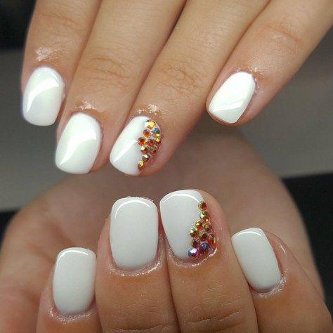 crystal nail art designs 2017