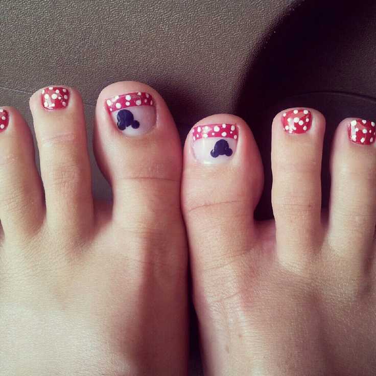 1000+ Ideas About Disney Toes On Pinterest