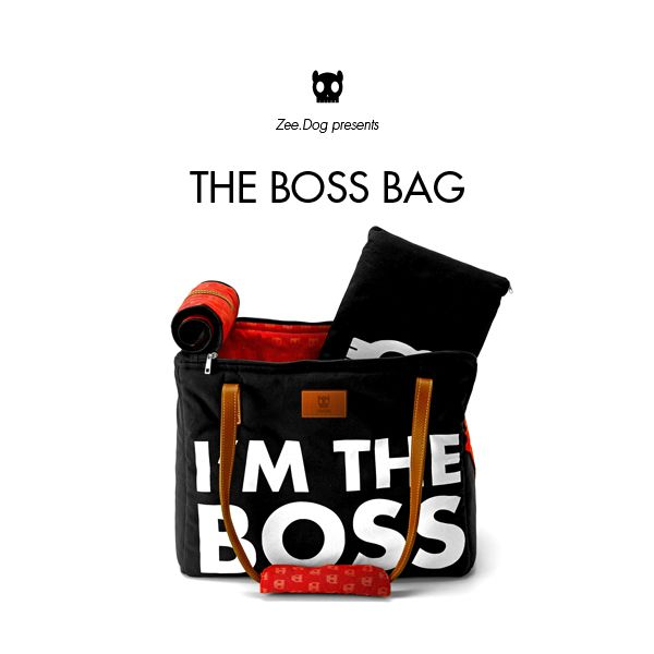 Zee.Dog | I'm the Boss Bag