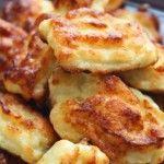 Degeţele de conopidă cu brânză