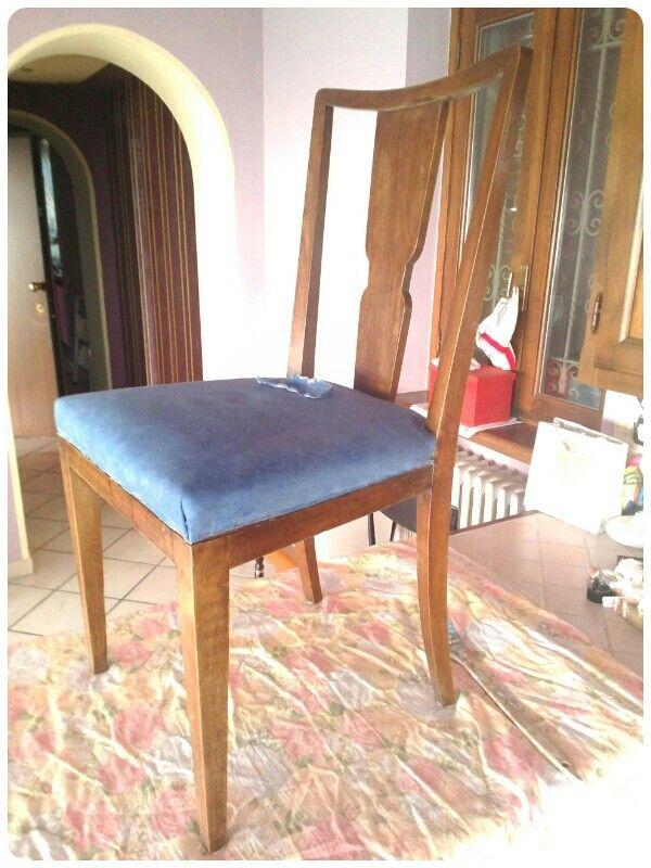 Recupero sedia