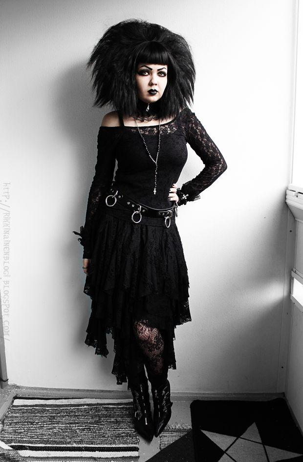 1914 best All Goth (black) images on Pinterest