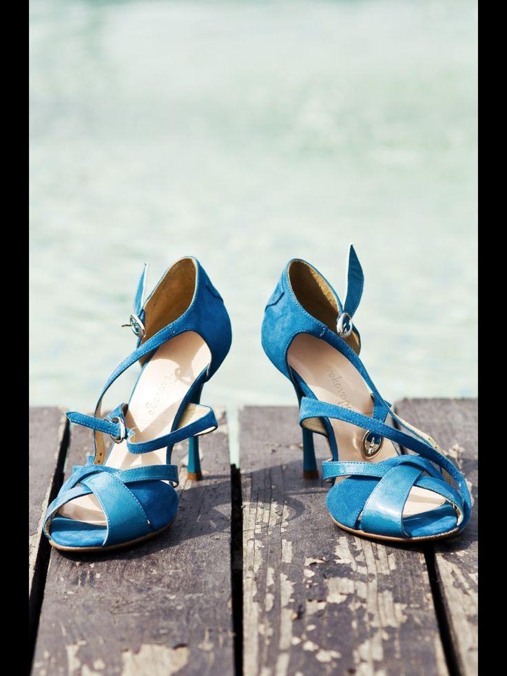 rekavago blue wedding shoes