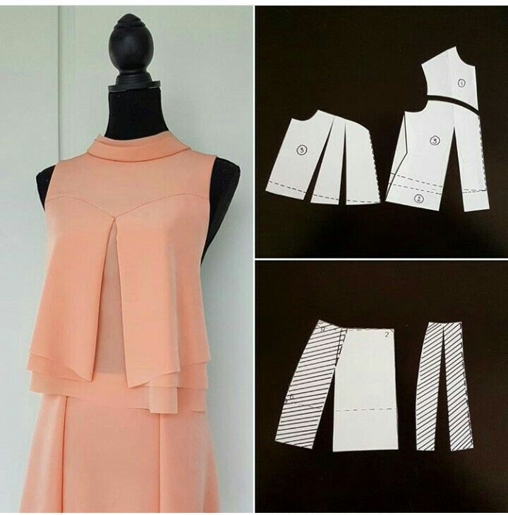 картинки по крою одежды
