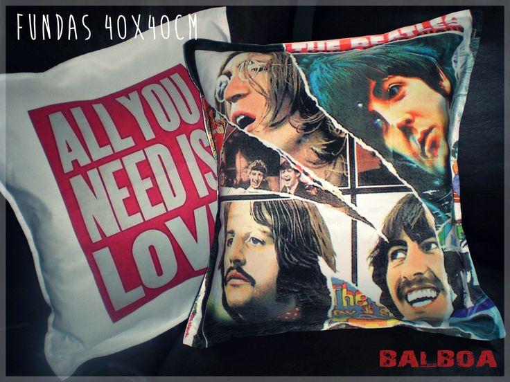 Fundas Beatles