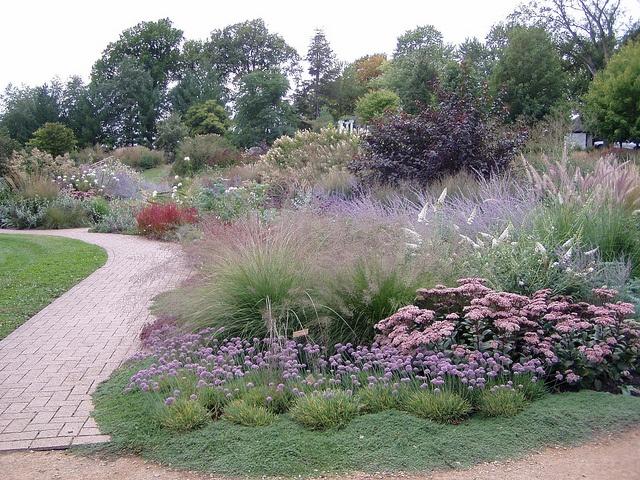 Another great pic from Noerenberg Gardens. Arla Carmichael is the garden designer. Best public garden in Minnesota.