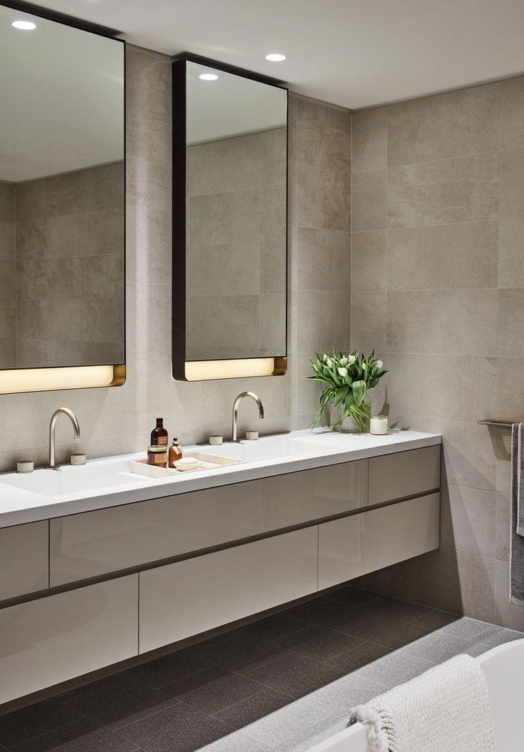 Bathroom design at Classic East Melbourne