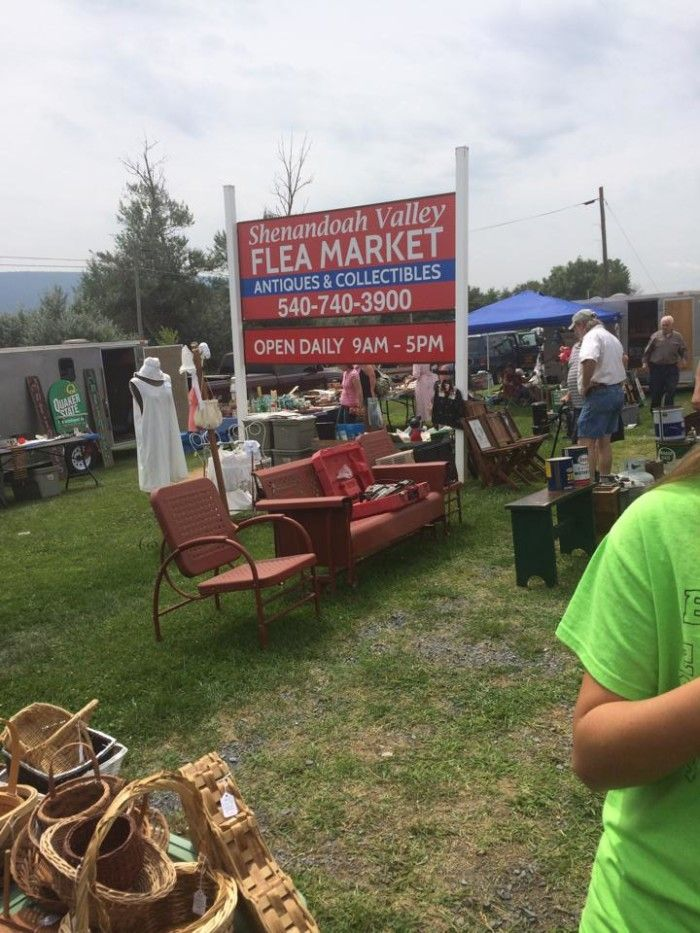 2. Shen-Valley Flea Market at Double Toll Gate, White Post