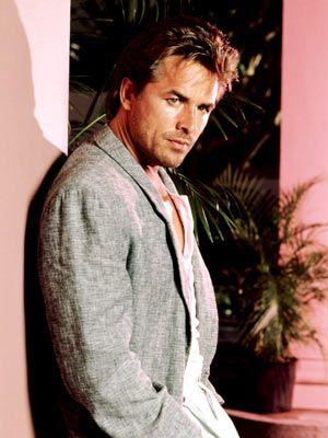 Miami Vice, Don Johnson