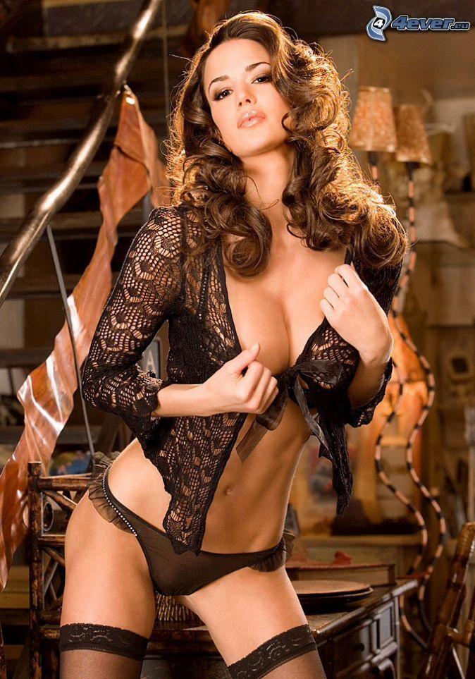 Tiffany Taylor Stockings