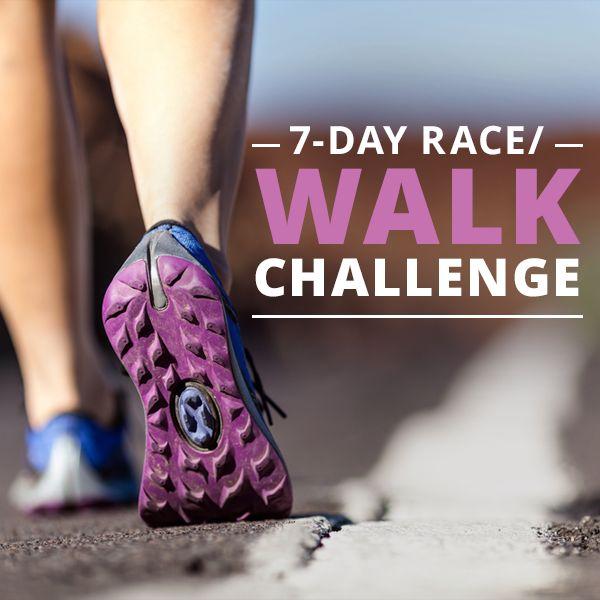 7-Day Race Walk Challenge