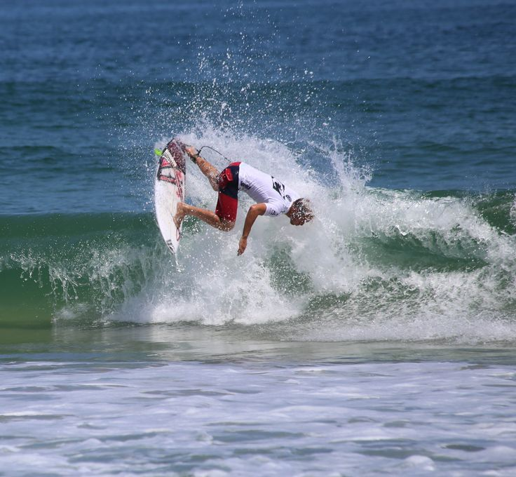 Photos of the 2016 Outer Banks Pro surf competition. #surf #surfing #competition #outerbanks #obx #obxpro