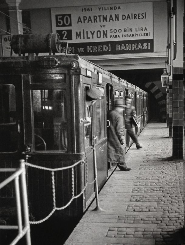 Ara Güler, Istanbul, 1956