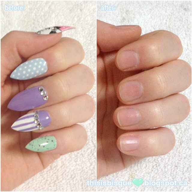52 best Gel nail polish remover images on Pinterest | Remove acrylic ...