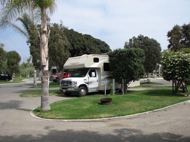 Armands Rancho Del Cielo Ventura Beach RV Resort Closed Due To Flooding