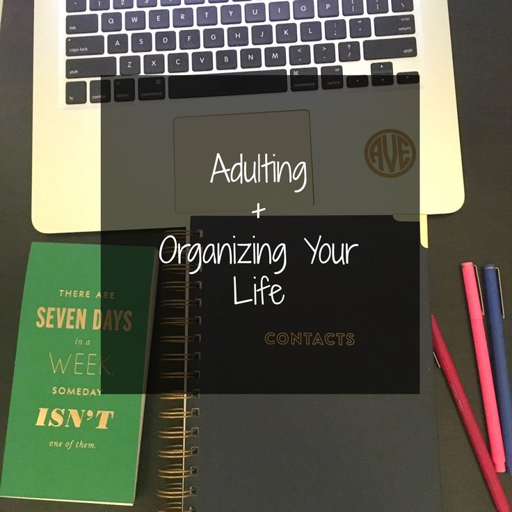 Materials and tips on how to start organizing important papers, photos and how to start saving addresses and remembering birthdays!