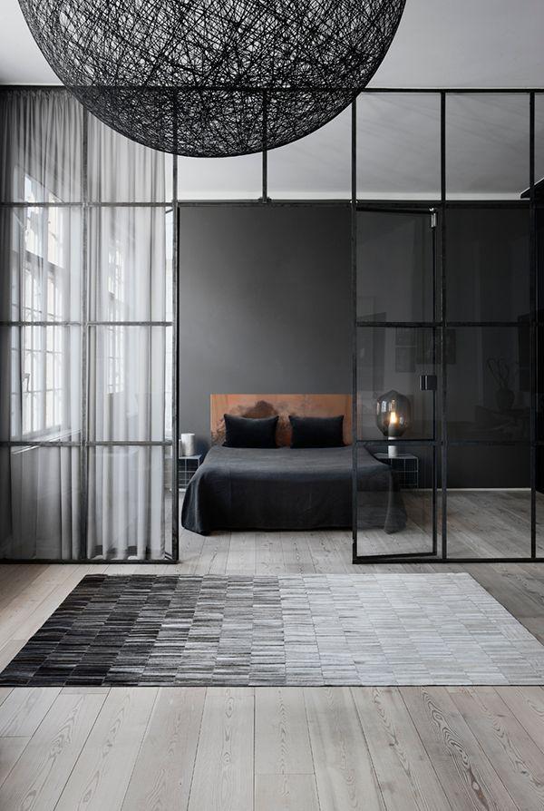 The monochromatic minimalist design with plenty of light makes me happy.