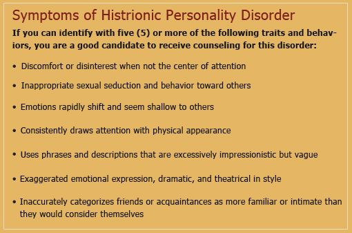 is personality disorders just one condition Based on overlapping symptoms, borderline personality disorder (bpd) and  narcissistic personality disorder (npd) are often mistaken for one another.