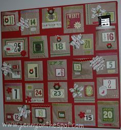 DIY advent calendar socks - Google Search