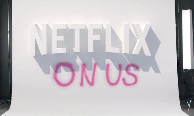Free Netflix for T-Mobile customers  #NetflixOnUs #Tmobile #TmobileOne #Netflix #free #Uncarrier #UncarrierNext #ATT #Sprint #Verizon