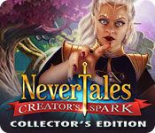 Nevertales: Creator's Spark Collector's Edition - http://www.allgamesfree.com/nevertales-creators-spark-collectors-edition/  -------------------------------------------------  Mad Head Games presents the newest addition to the beloved Nevertales series!After spending decades researching your father's strange disappearance, your work finally pays off! But while you've managed to find a way into the magical world of Taleworld, finding a way for you both to safely escape .