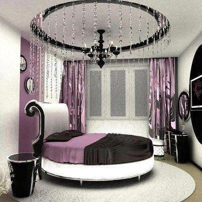 I would probably change the chandelier thing for a canopy, but otherwise love!!!