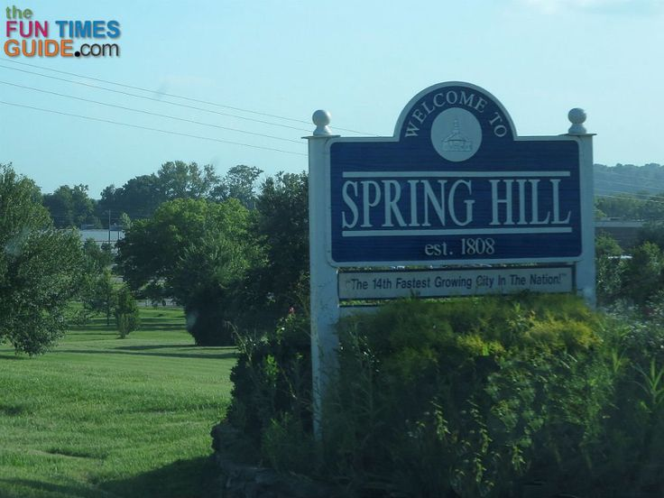 Two of the suburbs south of Nashville (Franklin & Brentwood) are getting crowded. That's why we moved to nearby Spring Hill just 12 miles south of Franklin! --> Reasons To Choose Spring Hill TN As A Place To Live Near Nashville