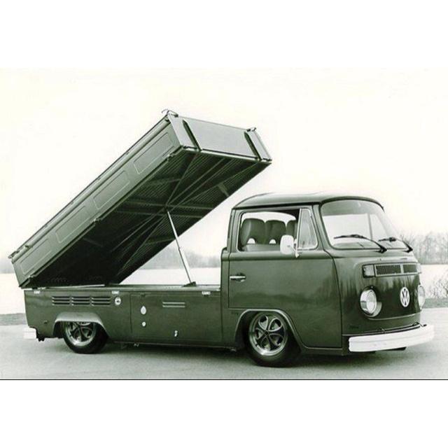 VW Dump truck