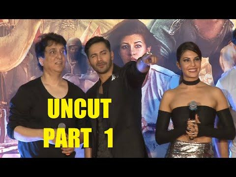 DISHOOM trailer launch | John Abraham, Varun Dhawan, Jacqueline Fernandez | PART 1