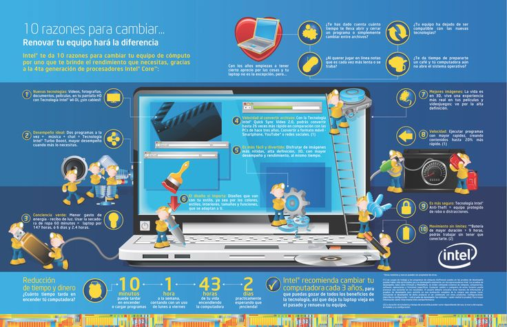 Intel® te da 10 razones para que renueves tu equipo de cómputo http://newsroom.intel.com/community/es_lar/blog/2013/07/23/intel-te-da-10-razones-para-que-renueves-tu-equipo-de-c%C3%B3mputo