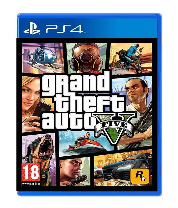 grand theft auto 5 gta v for playstation 4 console ps4 new ship fast