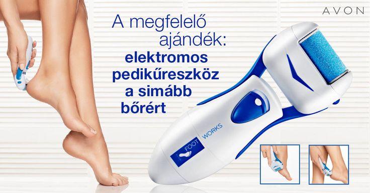 Pedikűreszközünknek minden hölgy örülhet, hiszen ki ne akarna szép, ápolt lábakat? Érdemes most beszerezni ünnepi áron!