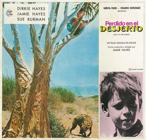 Perdido En El Desierto 1969 Dirkie De Jamie Uys Tt0151392 Film Book Cover Books