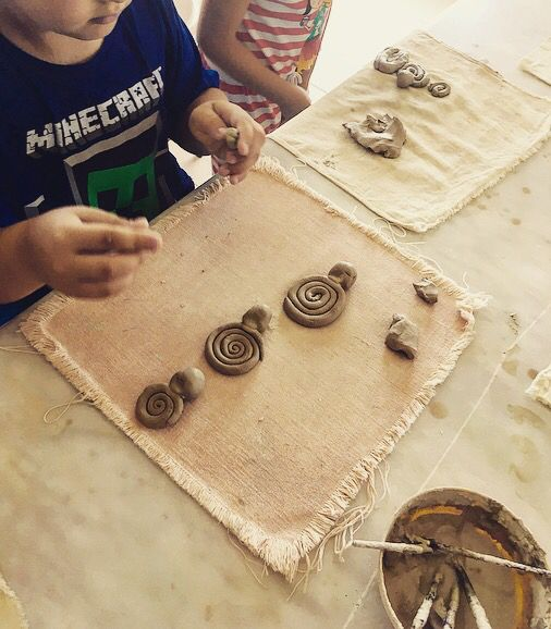 Summerschool..8  #clay #letter #word #littlehands #preschool #activities #turtle
