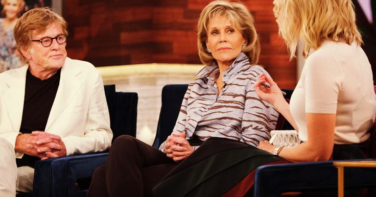 Megyn Kelly Asked Jane Fonda About Her Plastic Surgery—And This Was Jane Fonda's Response