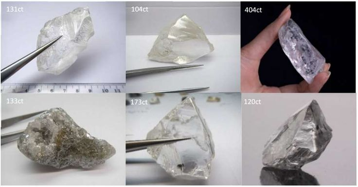 A tiny Australian mining company has found another massive diamond