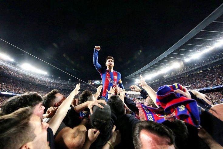 Una foto de Messi supera los 65 millones de visualizaciones en redes sociales