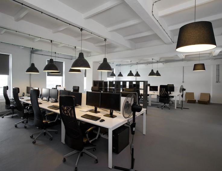 The new head office of Pride And Glory Interactive | Architekt wnętrz Kraków: projektowanie i aranżacja wnętrz - Morpho Studio http://morphostudio.pl/en/nowa-siedziba-pride-and-glory-interactive/