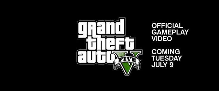 GTA V Gameplay Trailer Just Over 12 Hours Away   Which means for many of you in the United States, that's one sleep away... for us here in Australia, it means a slightly late night. Earlier today, Rockstar Games announced that they will be debuting a GTA V trailer on July 9th at 10am eastern time. For us here in Australia, that means midnight ...   http://castleaweso.me/11wyaz6