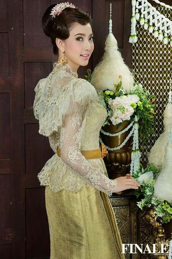 #thaitraditional Taew Nattapohn