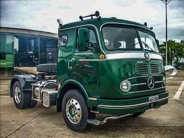 Pin by k az on mercedes trucks pinterest classic for Old mercedes benz trucks