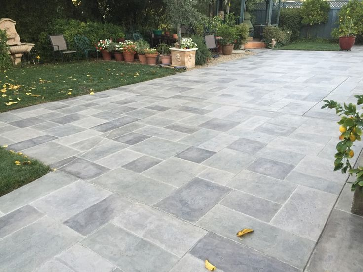 Concrete Resurfacing Designs Bay Area | Liquid Coating Designs