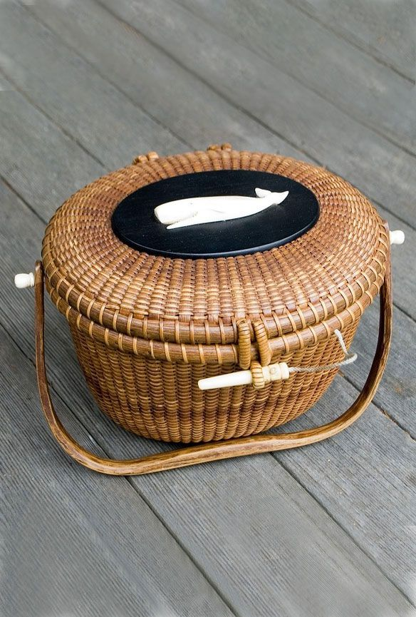 Handmade Nantucket Basket : Best images about nantucket baskets on