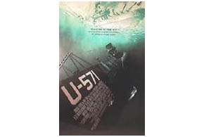 Parent's review and movie ratings for U-571. Helps you know if your kids can go!